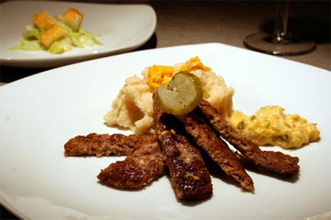Alta cocina a partir de la comida r pida for Platos de alta cocina