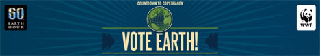 Vota Tierra - Vote Earth!