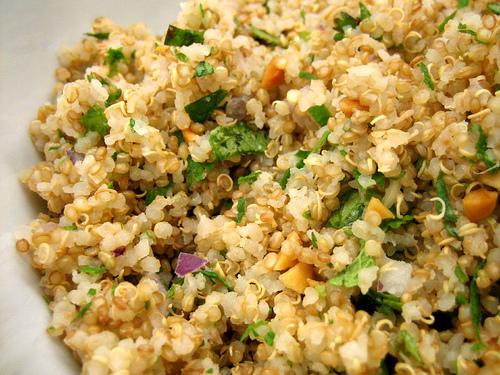 dieta quinoa