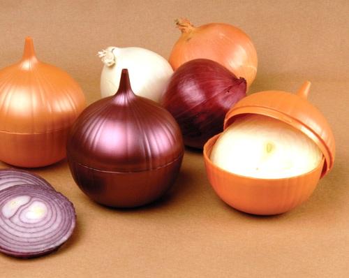 tipos y colores de cebollas