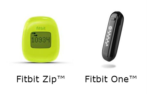 Fitbit Zip y Fitbit One