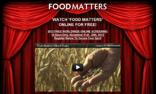 foodmatter screening