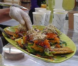 raw food comida crudivegana
