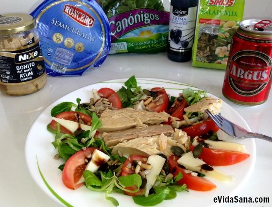 ensalada de picnic verano