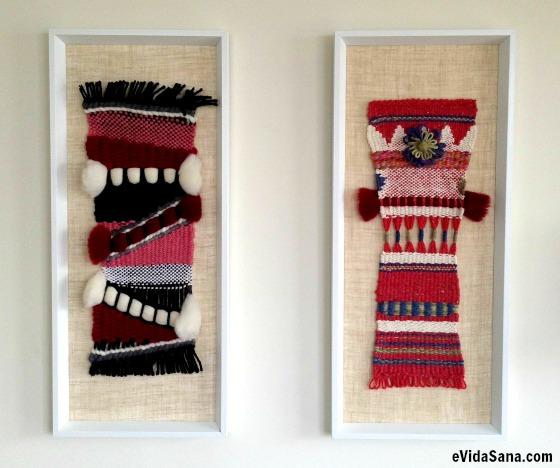 decorar con telares