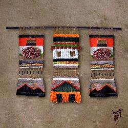 telares para decoración