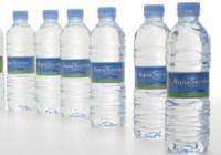 botellas de agua aguaservice