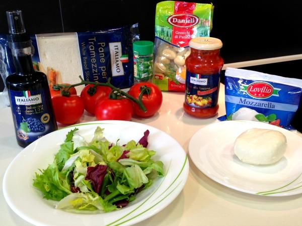 ingredientes italiamo