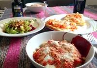 menu italiano